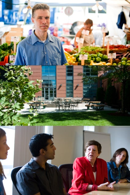 Tufts University Friedman School of Nutrition Science and Policy in Boston, MA
