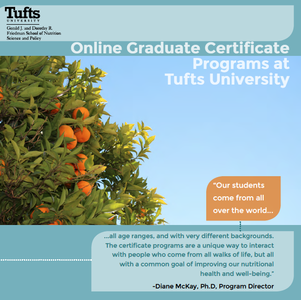 Nutrition universities courses