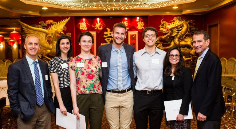 Students Inducted into Honos Civicus Society