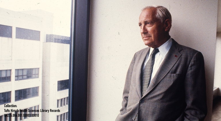 How A Former Tufts President Created The Friedman School