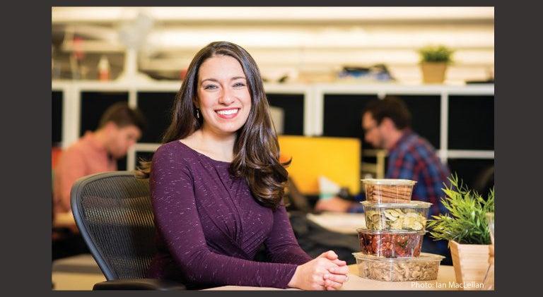 A Matchmaker for Food Startups