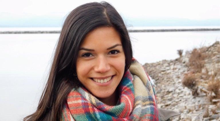 Student Commencement Speaker: Alejandra Cabrera