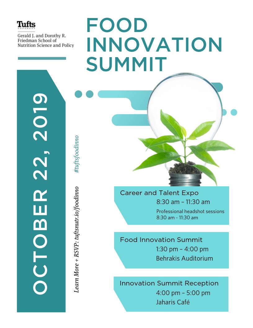 Food Innovation Summit   Friedman