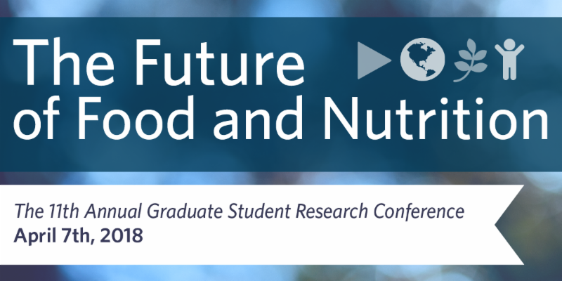 banner for student research conference