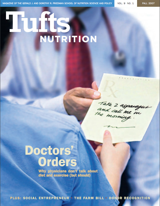 Nutrition Magazine Fall 2007