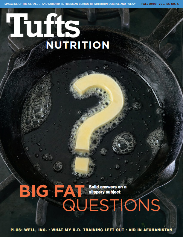 Nutrition Magazine Fall 2009