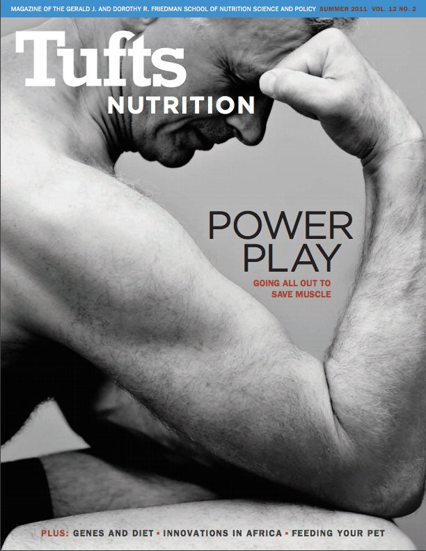 Nutrition Magazine Summer 2011