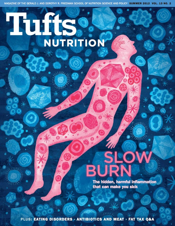 Nutrition Magazine Summer 2012