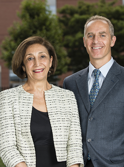 Simin Nikbin Meydani, DVM, PhD and Dariush Mozaffarian, MD DrPH