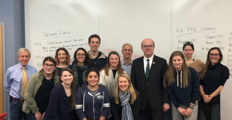 Friedman Students Advocate for Sound Nutrition and Agricultural Policy