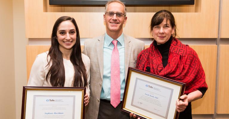 Gershoff-Simonian Prize 2017 Awarded to Stephanie Harshman