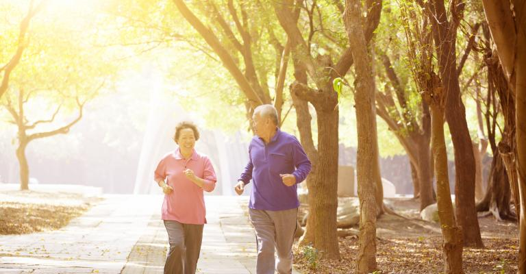 Small increases in physical activity reduce immobility, disability risks in older adults