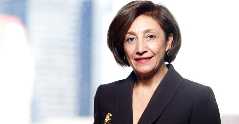 Simin Meydani Named Vice Provost for Research