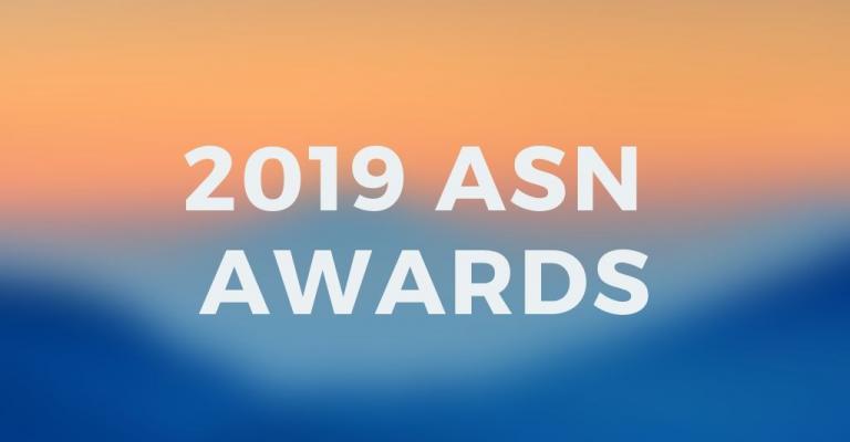 Awards at ASN