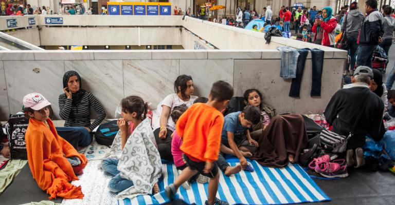 Trump and the Deepening Refugee Crisis