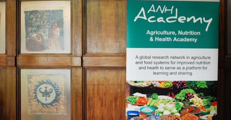 Agriculture, Nutrition, and Health Academy Week