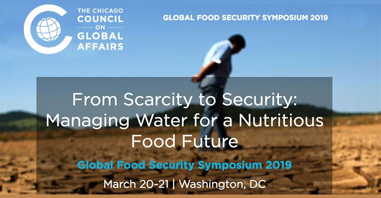 Student Selected for Global Food Security Symposium Next Generation Delegation