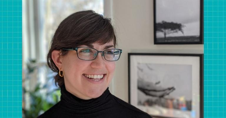 Welcoming New Faculty: Dr. Erin Coughlan de Perez