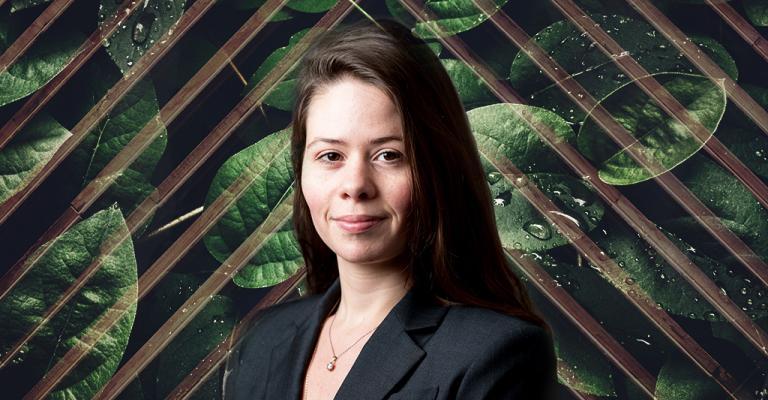 Student Hattie Brown Named Kirchner Food Fellow