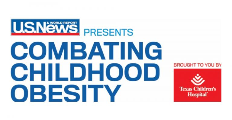 U.S. News to Convene National Childhood Obesity Summit at Texas Children's Hospital