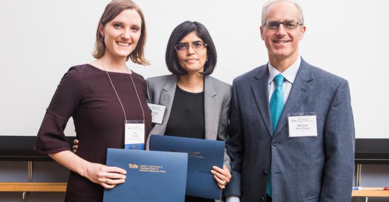 The 2019 Gershoff-Simonian Prize